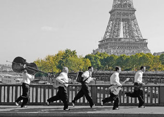Vous aimez le jazz manouche ? A Closer Look at Today's French ... | Peuple Tzingi | Scoop.it