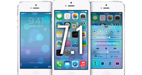 Novedades de diseño en iOS 7.1Beta 3  y compatibilidad con el JailBreak   Digital Communication, Journalism & Social Media   Scoop.it