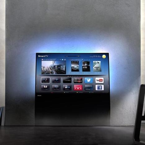 Philips Turns Pane of Glass Into a 3D TV - Mashable | WEBOLUTION! | Scoop.it