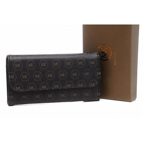 Michael Kors Wallet Tonne Black | new and share style | Scoop.it