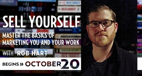 Sell Yourself with Rob Hart | Music Production | Scoop.it