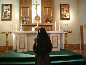 "Ask a Carmelite — What is meant by ""prayer life""? 