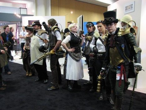 Steampunk Conventions Capping Off the Month of May - Guardian Liberty Voice | Aevs News of the Aetherverse | Scoop.it