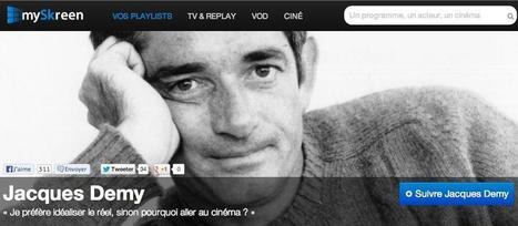 MySkreen : la première chaîne VOD dédiée à l'univers de Jacques Demy | TVOD_FR | Scoop.it