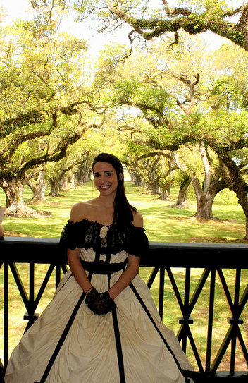 Catherine ~ our guide | Oak Alley Plantation: Things to see! | Scoop.it