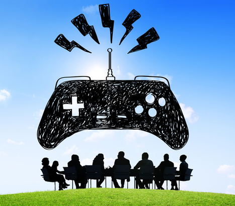 Can Video Games Make You Smarter? | Serious gaming | Scoop.it