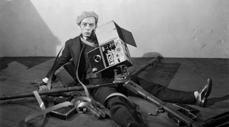 Buster Keaton - La Cinémathèque française   Actu Cinéma   Scoop.it