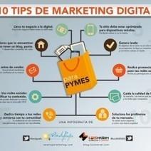 10 tips de marketing digital para PyMEs   Visual.ly   Marketing en Marbella - Agencia Ases Media   Scoop.it
