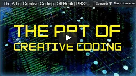 Código creativo | #TRIC para los de LETRAS | Scoop.it