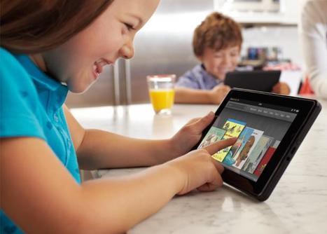 Laissez-vous vos enfants jouer avec votre tablette tactile? | LibraryLinks LiensBiblio | Scoop.it