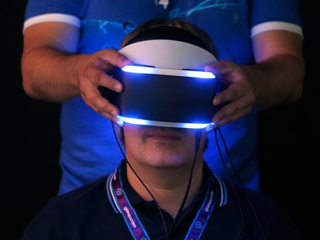 #VR is not gonna have mass $$ appeal - The price of PlayStation's virtual reality headset 2x price of PS4! | Pervasive Entertainment Times | Scoop.it