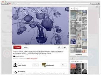 Pinterest comenzará a probar un nuevo diseño de su sitio web [Imágenes] | Digitales | Scoop.it