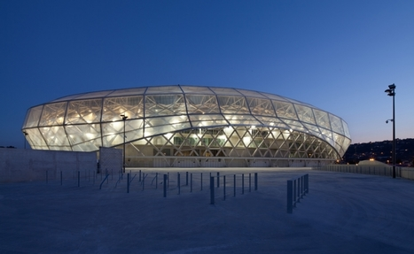 Allianz Riviera Stadium: Wilmotte & Associés | 16s3d: Bestioles, opinions & pétitions | Scoop.it