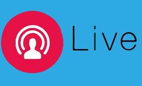 Facebook Live permet maintenant de cibler l'audience des vidéos en direct | Référencement internet | Scoop.it