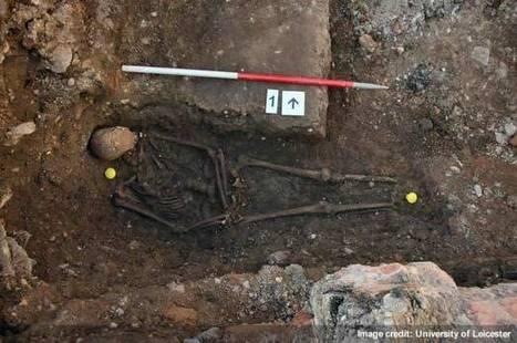 Confirmed! Bones of King Richard III Found | Ricardians | Scoop.it