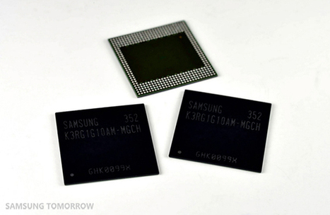Samsung Set to Make 4GB RAM Possible for Mobile Devices in 2014! | NoypiGeeks | Philippines' Technology News, Reviews, and How to's | freegadgetinformation.com | Scoop.it
