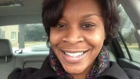 Sandra Bland death: Texas officials deny editing arrest video - BBC News   forensic phonetics   Scoop.it