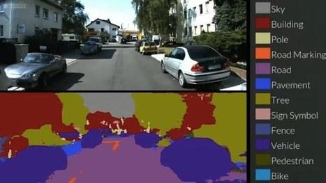University of Cambridge tech teaches cars, robots to see | Gizmag | Cultibotics | Scoop.it