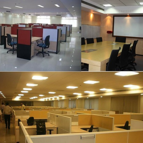 How to Make Your Office Space Look Splendid? (Cost Effective Ways) | Office Space Bangalore | Scoop.it