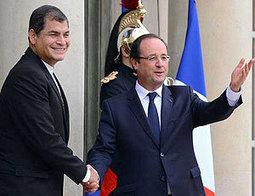 Rafael Correa: l'Europa ripete gli errori del passato | PaginaUno - Società | Scoop.it
