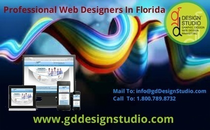 Professional Web Designers Available  In Florida | Web Design Services | Scoop.it