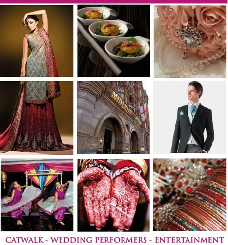 Premier Asian Wedding Show returns to Manchester - Asian Image | Cultural Rich Weddings | Scoop.it
