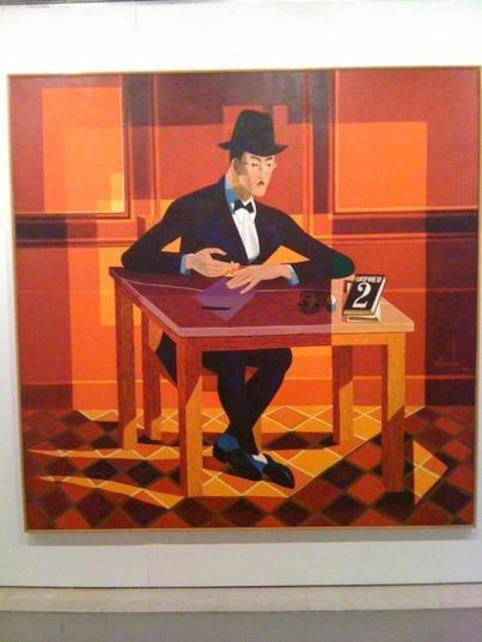 Pessoa : allons au musée voir des poèmes   Poezibao   Scoop.it