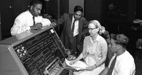 Must-see: 'The Queen of Code' gives the lowdown on Grace Hopper, who should be a tech household name | Technology News | Scoop.it