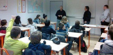 Éducation à la sécurité routière :  une mission essentielle au collège | Formations auprès des jeunes ERJ et stage moto AFDM | Scoop.it