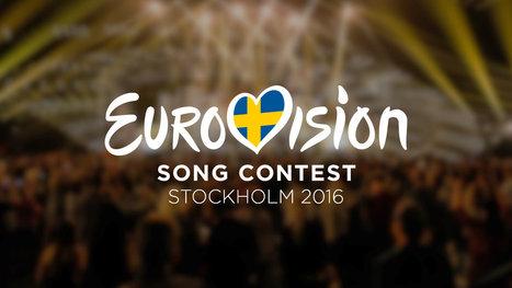 Eurovision 2016 : J-40, les favoris des pronostics (et les miens, par la même) — | Musical Freedom | Scoop.it