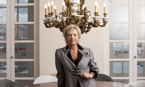 Rosalia Mera, world's richest self-made woman, dies aged 69 | Black Fashion Designers | Scoop.it