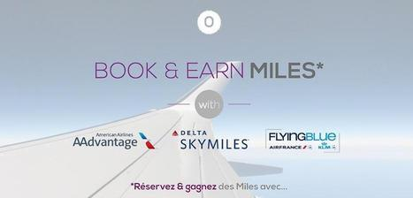 Earn air miles by booking with us | Myboutiquehotel.com | Scoop.it