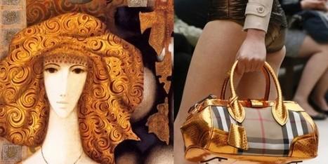 I colori della Primavera di Burberry e le tele di Gabriel Bonmati - Sfilate | fashion and runway - sfilate e moda | Scoop.it