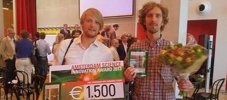 SEFLab (HvA) wint cheque bij Science & Innovation Award   Folia Web   SEFLab   Scoop.it