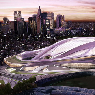 Zaha Hadid launches campaign to reinstate Tokyo stadium | Cities and buildings of Tomorrow | Scoop.it