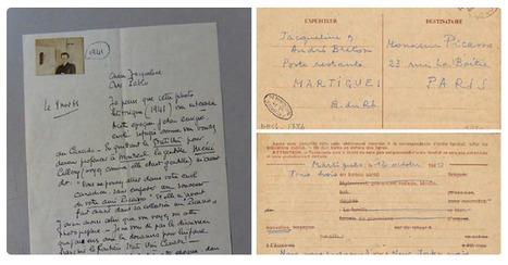 LA GUERRE SOUS ENVELOPPE : lire le courrier de Picasso pendant l'Occupation, c'est possible | Le BONHEUR comme indice d'épanouissement social et économique. | Scoop.it