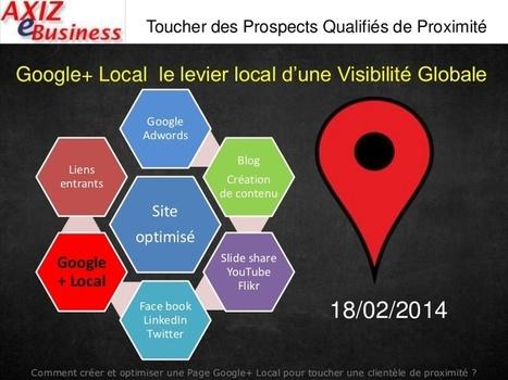 Google+ Local Bonnes Pratiques d'Optimisation |... | Search Engine Optimization | Scoop.it