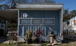 America's trailer parks: the residents may be poor but the owners are getting rich | Outbreaks of Futurity | Scoop.it