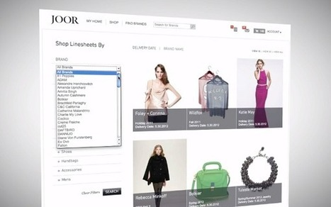Startup Marketplace Connects Fashion Brands With Boutiques | What's news in Fashion start-ups ? | Scoop.it