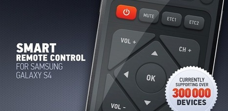 Smart Remote for Galaxy S4 v1.2.3 APK Free Download | idk | Scoop.it