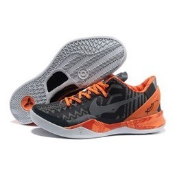 Nike Kobe 8 BHM System History Month Black Orange - Cheap Jordan 28 | Kobe 8 All Star | Scoop.it