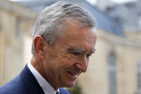 Bernard Arnault ne veut plus être Belge | Belgitude | Scoop.it