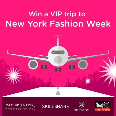 Win a VIP Trip to NY Fashion Week! | Fashion and lifestyle trends | Scoop.it