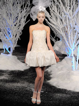 20 Fantasy Wedding Dresses   MyDreamWedding   Scoop.it