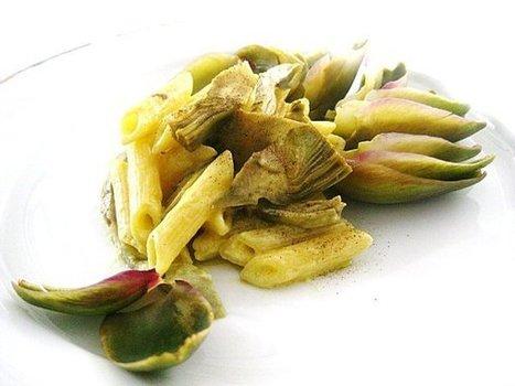 Carbonara con carciofi   Blog OriginalITALY.it   Pasta   Scoop.it