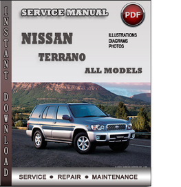 Nissan Terrano Service Repair Manual Download | Info Service Manuals | Nissan Repair Service Manuals | Scoop.it