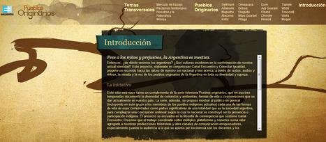 Pueblos Originarios de Argentina. | Educacion ambiental | Scoop.it