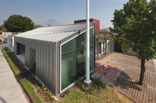 Mexico's first LEED Platinum office building cuts energy use with solar-control glass | sustainable architecture | Scoop.it