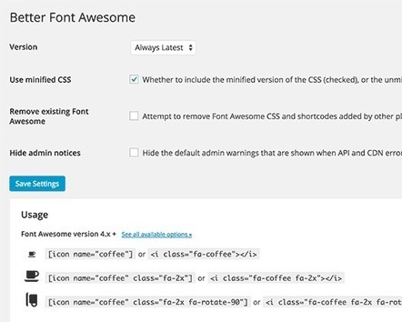 How to Easily Add Icon Fonts in Your WordPress Theme   Trailing WordPress   Scoop.it