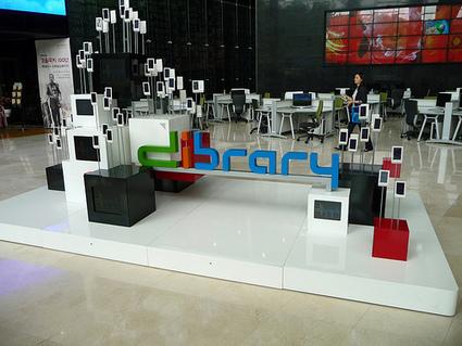 Architecture et aménagement de bibliothèques : actualités en 6 liens | Littératures numériques en Bibliothèque ? | Scoop.it